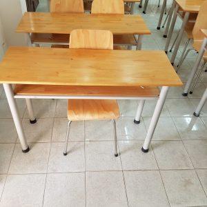 Bàn ghế học sinh mẫu đẹp