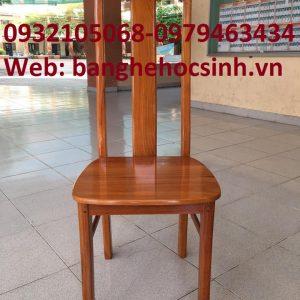 ghế hội trường gỗ tự nhiên